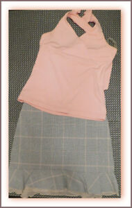 Le Chateau Junior 2pc Skirt Set