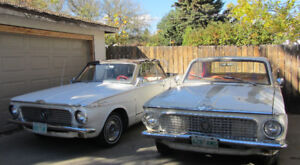 1963 Valiant Convertible w/ Parts Car
