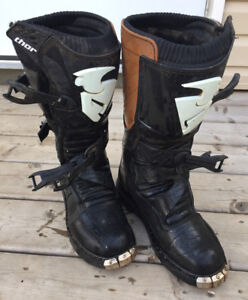 THOR Motorcross Boots For Sale
