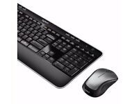 NEW Logitech MK520 Wireless Mouse and Keyboard LONDON