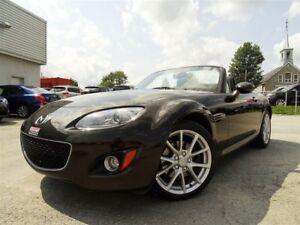 2011 Mazda MX-5 GT + CUIR + BOSE + TOIT RIGIDE!!!