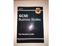 GCSE Business Studies Revision Guide CGP
