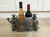 Kitchen Chef Wine Bottle Holder