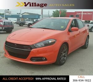 2015 Dodge Dart SXT Low Kilometers! Bluetooth, Hands Free Cal...