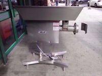 MEAT MINCER CATERING 32 SIZE COMMERCIAL GRINDER BUTCHERY MACHINE RESTAURANT CAFE KITCHEN DINER SHOP
