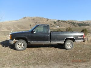 1998 GMC Other Pickup Truck