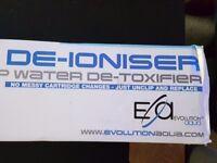 Brand new evolution aqua water detoxifier