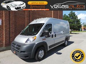 2016 RAM ProMaster 2500 High Roof HIGH ROOF  136WB  3PASSENGER