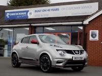 NISSAN JUKE 1.6 NISMO DIG-T 5dr 200 BHP (silver) 2013