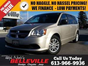 2016 Dodge Grand Caravan SXT-dvd Player-Back up Camera