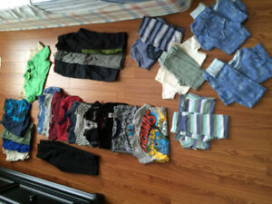 Clothing lot for 4 yr old boy