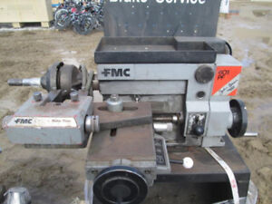 WANTED FMC/JOHN BEAM BRAKE LATHE PARTS