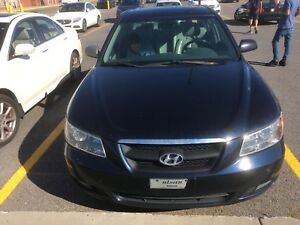 HYUNDAI SONATA 2006 V6 3.3 .. for sell as it is