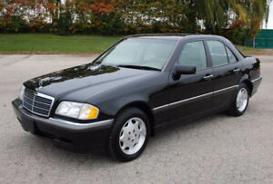 2000 Mercedes-Benz  C230  only 41k One owner