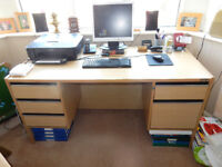 Large Desk for a Home Office