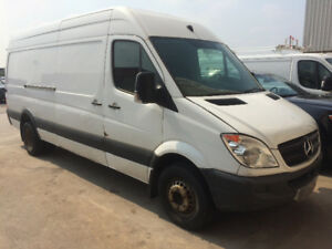 2012 Mercedes Sprinter 3500 long wheel base