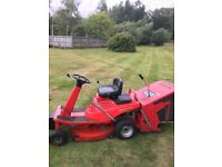 Countax rider 30 ride on mower