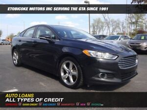 2014 Ford Fusion REAR-VIEW CAMERA