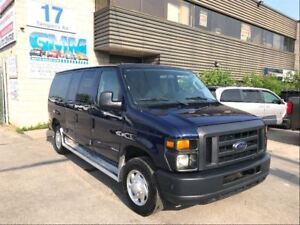 2013 Ford E-350 XL 12 Passenger Van Gas
