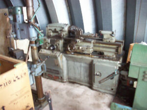 SELLING METAL LATHE DRILL PRESS AND GRINDER