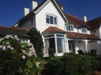 Immaculate Newly refurbished holiday cottage Minehead on the edge of Exmoor National Park sleeps