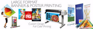 PRINT BUSINESS CARDS/ FLYERS / POSTERS & MUCH MORE....