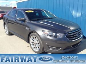 2016 Ford Taurus Limited AWD*Fully Equipped