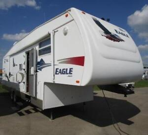 2006 EAGLE 325 BHS - FW! TONS OF ROOM FOR BIG FAMILIES!!