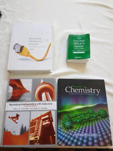 CPET first year books