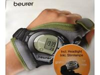 Beurer beltless pulse monitor