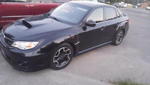 2013 Subaru WRX low kms!!!