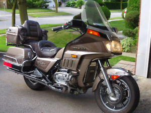 Honda Aspencade Goldwing