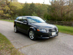 2009 Audi A3 2.0T 6spd manual *Safety and E-tested*