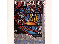 Erasure tickets X 2 PLEASE for Caird Hall Dundee 2nd Feb 2018