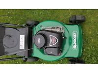Qualcast 46sp Briggs&Stratton 450engine (Self-Propelled) Petrol lawn mower