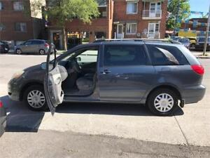 TOYOTA SIENNA LE, 7 PASSAGERS, MAGS, CRUISE, AC **4299$***