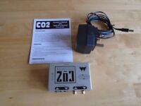 M Audio CO2 – Digital Audio Coaxial/Optical Converter – Excellent Condition