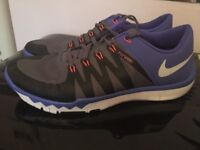 Blue men's Nike trainers size UK 11