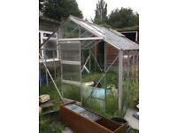Greenhouse 10x8 Excellent