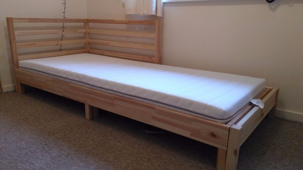 ikea tarva daybed with mattress in erdington west