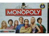 Big Bang monopoly brand new and sealed