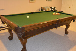 Connelly 4'x8' Pool Table