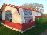 Conway Challenger Trailer Tent, only used twice