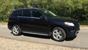 2012 Mercedes ML350 Bluetec