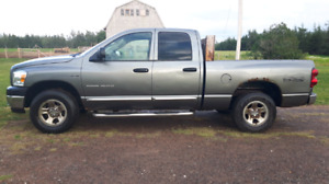 2007 RAM 1500 ST 5200 Need gone.