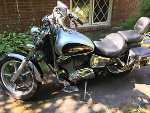 1999   Honda Shadow Spirit