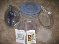 Tefal steam cuisine vitamin+ VC400415 steamer