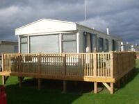 caravan for Hire , sleeps 4 people, sited at St Osyth's Near clacton on sea...