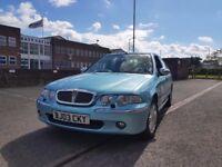 Rover 45 fresh mot rust free