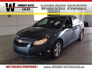 2012 Chevrolet Cruze LT|LOW MILEAGE|bLUETOOTH|27,648 KMS